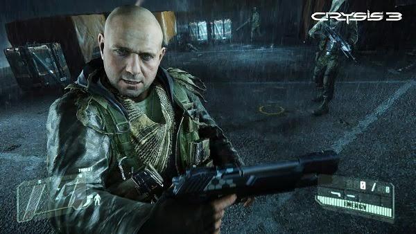 Crysis 3 pistola