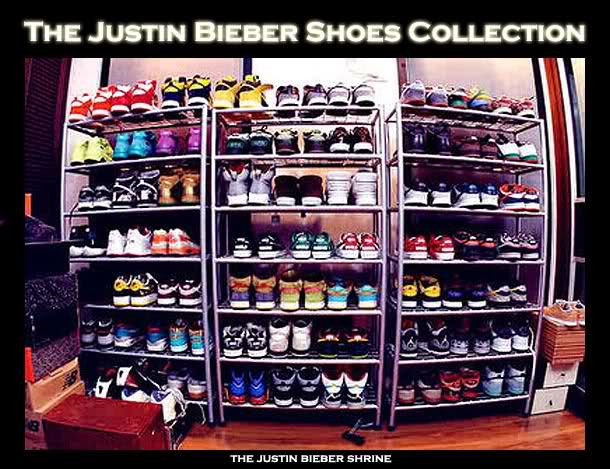 justin bieber justin bieber shoes collection