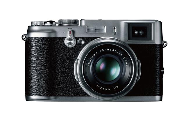 Fotografia della Fujifilm FinePix X100