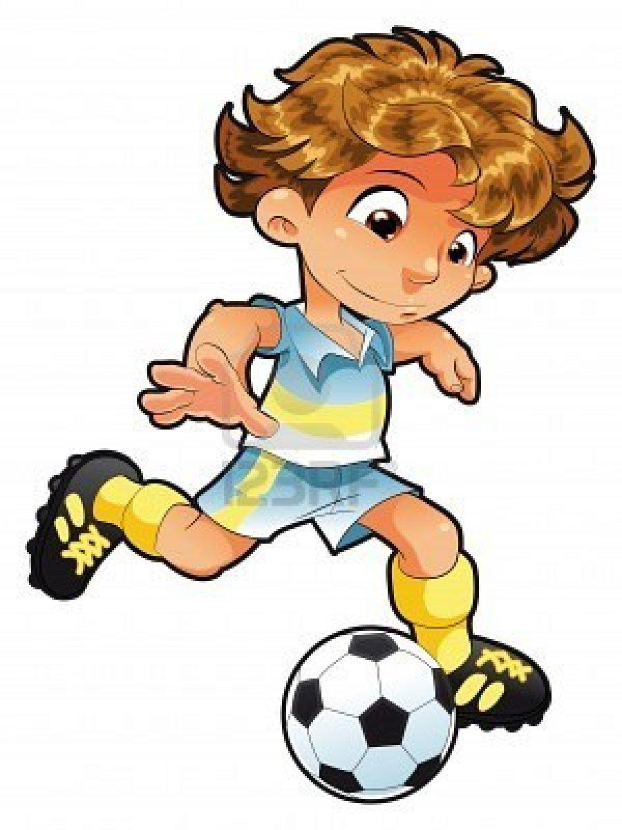 Jugar futbol animado - Imagui