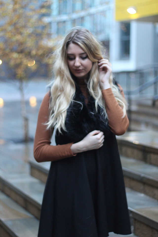 how to layer in winter fashion blog