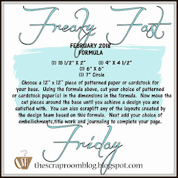 February Freaky Fast Friday Challenge
