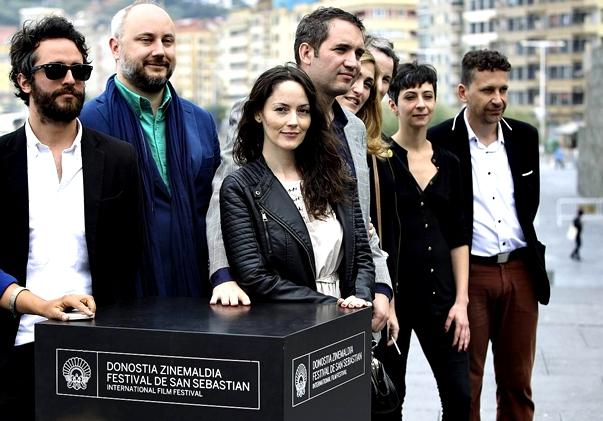 La voz en off en Donostia