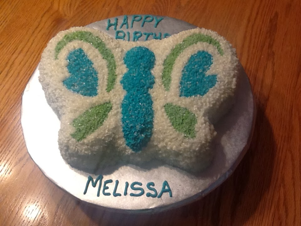 Christis Creative Crew Happy Birthday Melissa