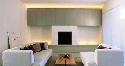 sofa ruang tamu | model rumah modern