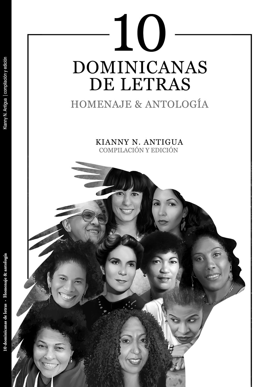10 dominicanas de letras