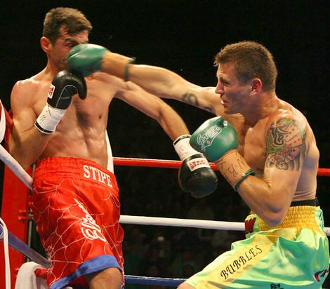 boxing essay against