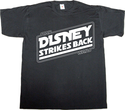 disney star wars lucasfilm fanboy t-shirt ephemeral-t-shirts