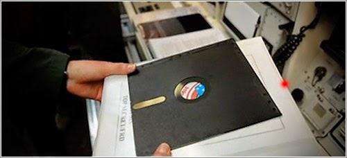 Misíles Nucleares Norteaméricanos: Códigos que no sirven para nada y software obsoleto guardado en disquetes de 8 pulgadas