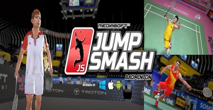 Badminton Jump Smash Lite Apk