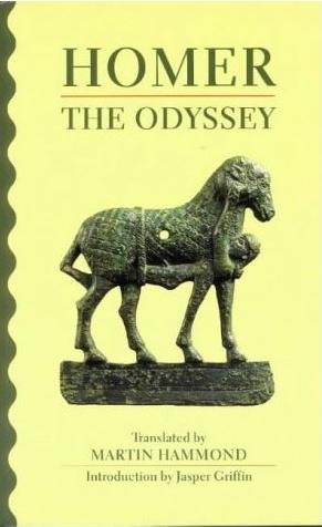 Homer odyssey wayfarer s notes homer s odyssey