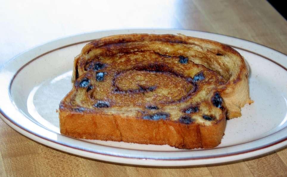 """Bloggled: """"Cinnamon Toast"""""""