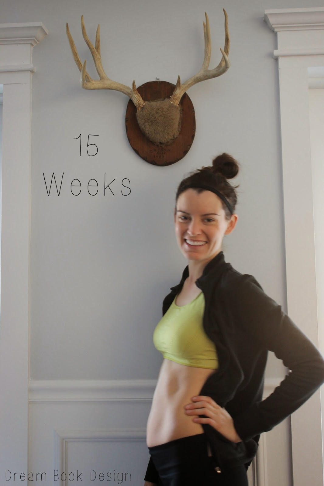 15 weeks pregnant bellies