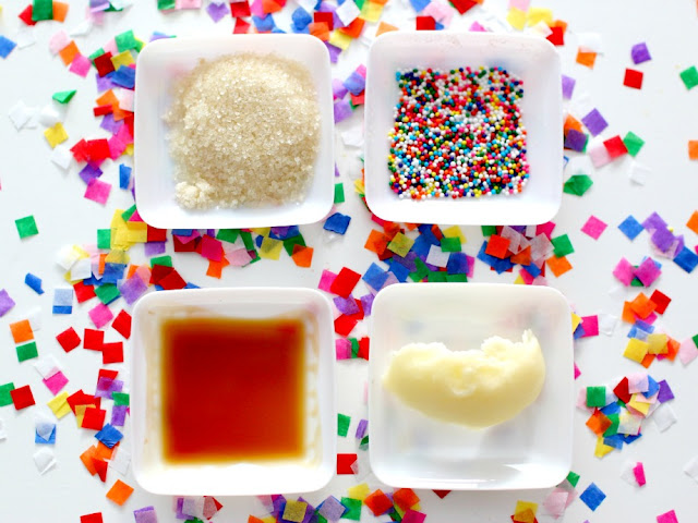 birthday sugar scrub ingredients