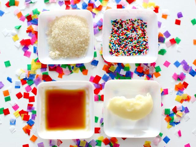 birthday sugar scrub ingredients