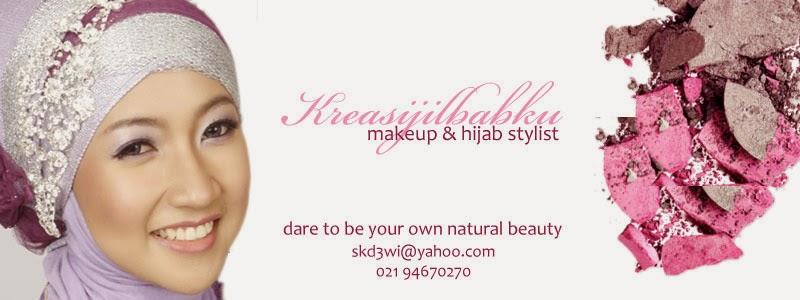 Make up dan Kreasi Stylist Jilbab Muslimah