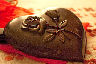 Chocolates para San Valentin, El Día del Amor