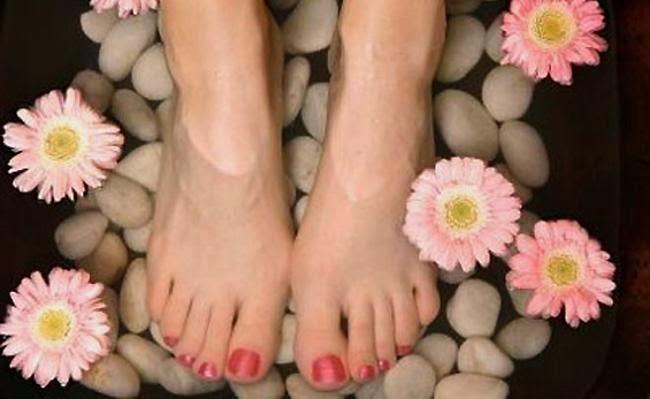 perawatan kulit kaki