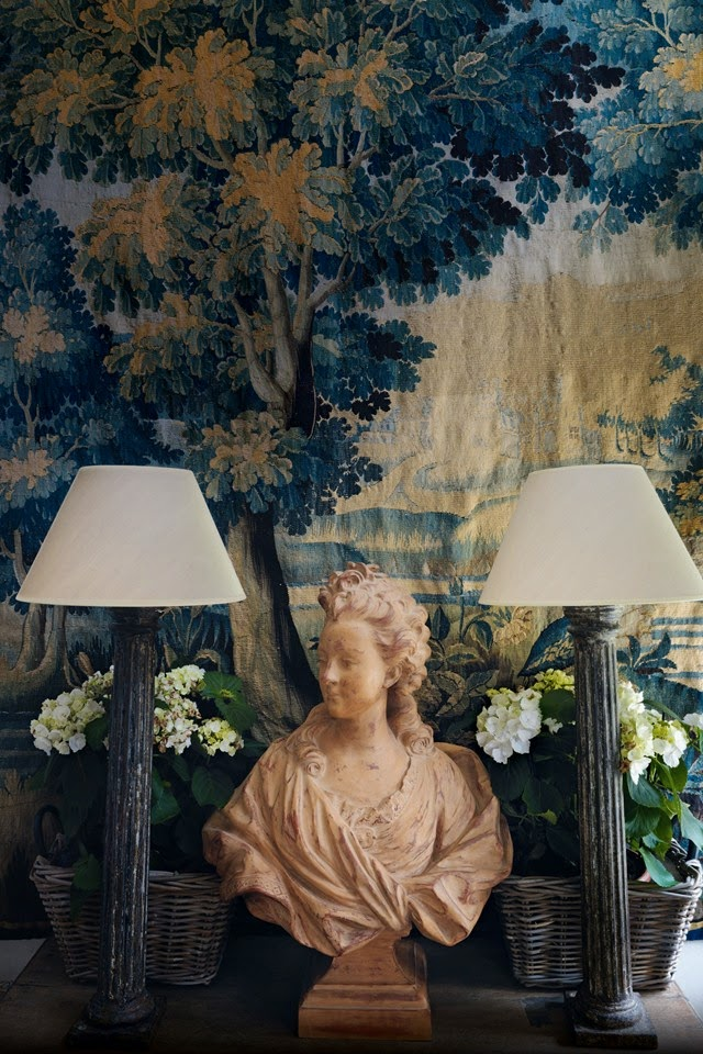 Cool chic style fashion: interior inspiration : an english country ...