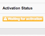 Activation Status Libertagia