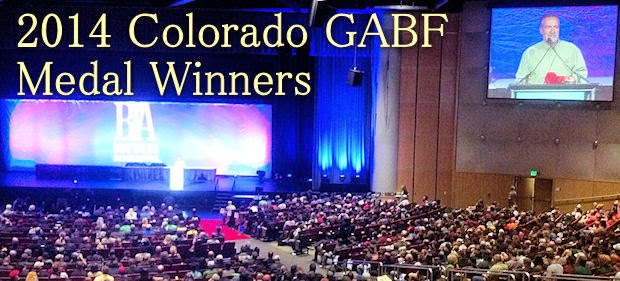 2014 Colorado GABF Medal Winners