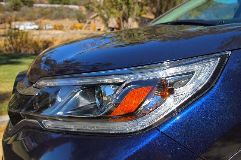 Novo Honda Crv 2015 fotos modelo americano