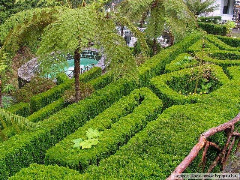 El marenostrum parques y jardines del mundo for Parques y jardines