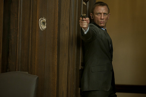 skyfall, james bond, 007 movie, daniel craig