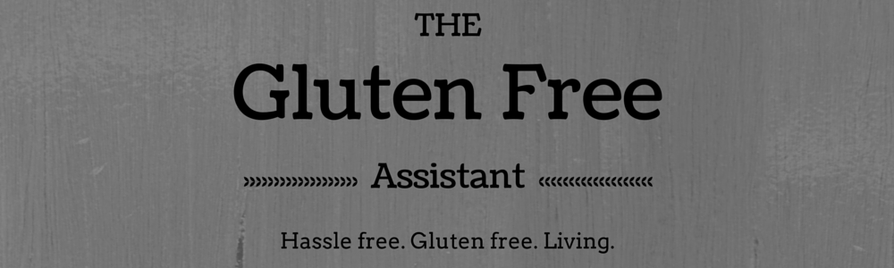 The Gluten-Free Assistant