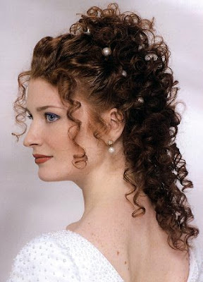 wedding hair designs for long hiar with veil half up 2013 for short hair indian half up half down
