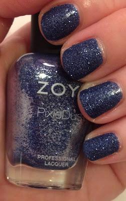 Zoya, Zoya Fall 2013 PixieDust Collection, Zoya nail polish, textured nail polish, matte nail polish, glitter nail polish, Zoya Sunshine