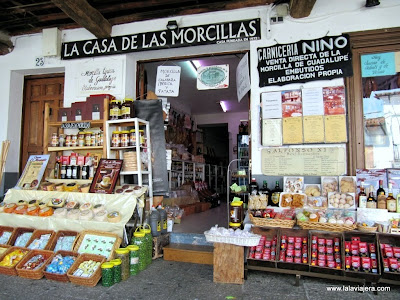 Casa Morcillas Guadalupe, Caceres
