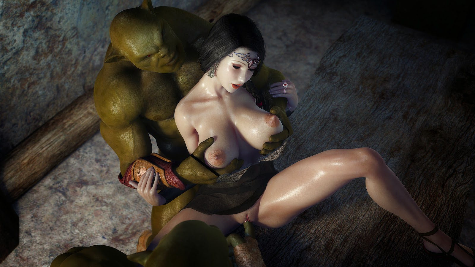 Secret of beauty orc ritual 10