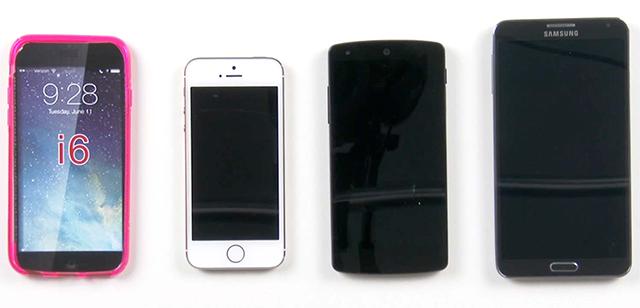 Cover para iPhone 6