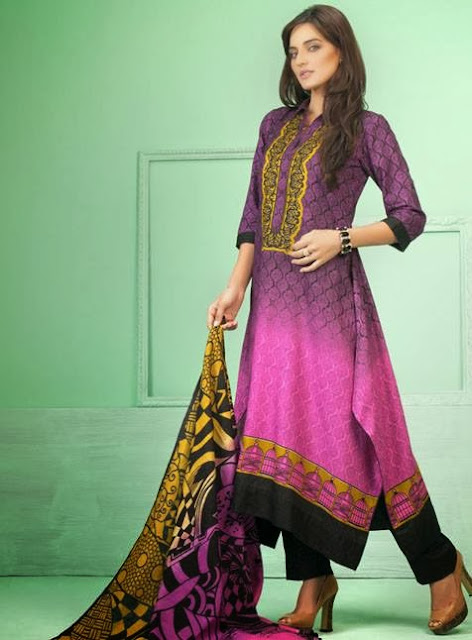 Khaddar Exclusive Latest Collection 2013 by Shariq Textile