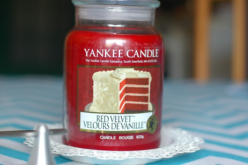 Yankee Candle - Red Velvet