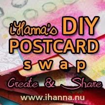 iHanna's DIY Postcard Swap