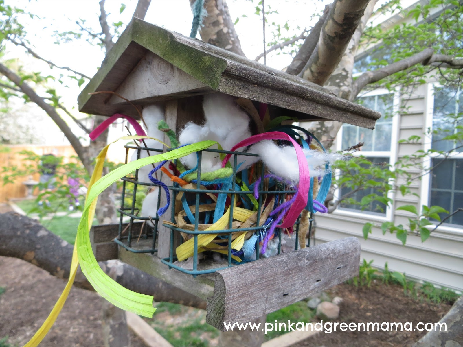Pink And Green Mama 5 Easy Ways Make Your Backyard More