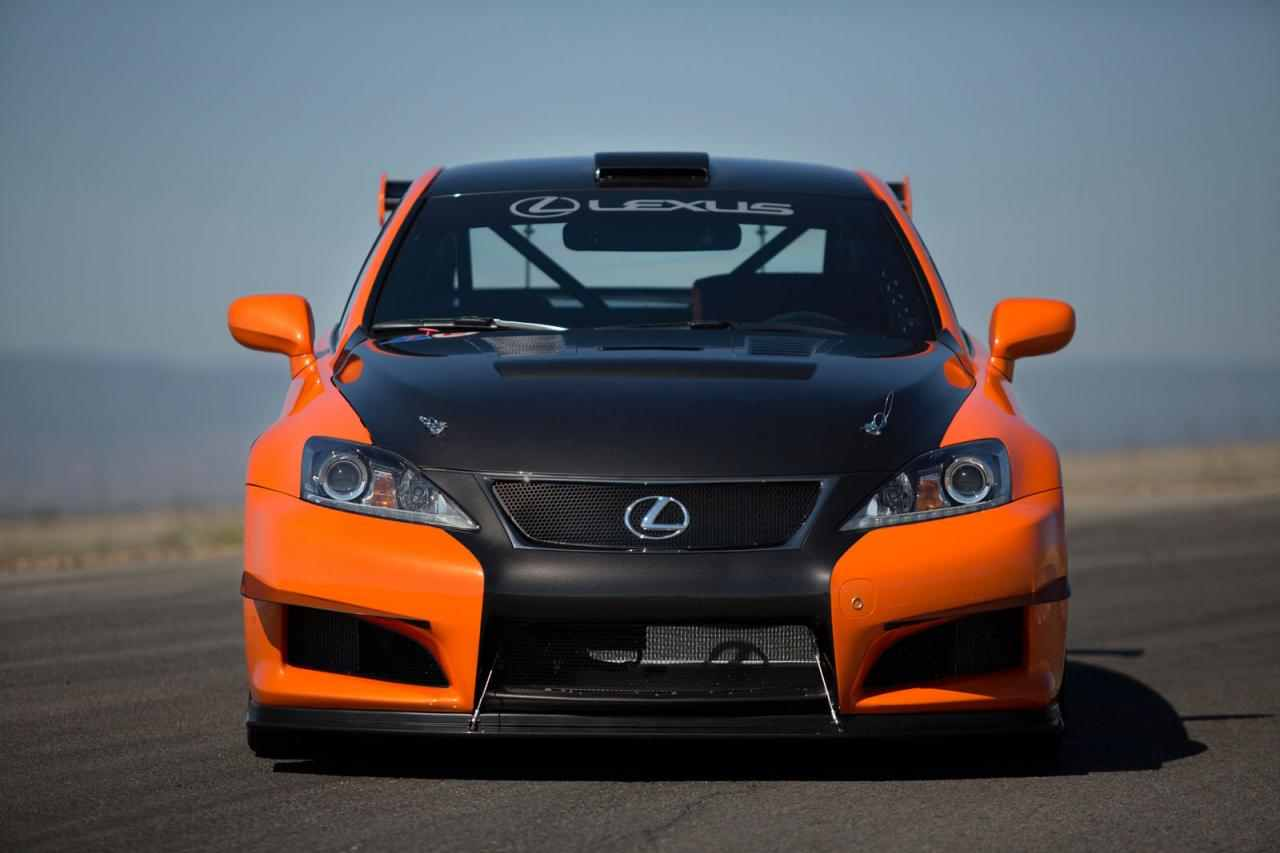 Lexus IS F CCS R   racer at Pikes Peak   Buy  Sell or Research