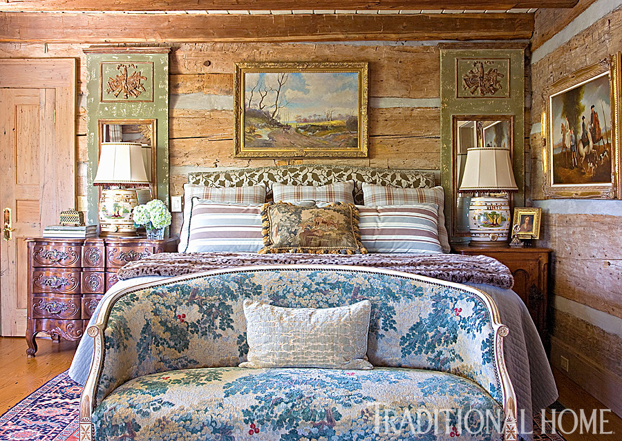 Hydrangea Hill Cottage French Country Decorating: Hydrangea Hill Cottage: Cabin Fever