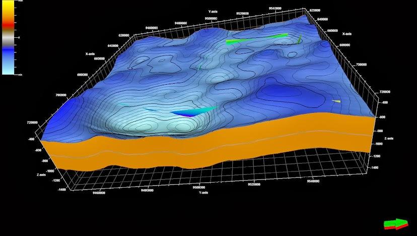 Seisxplore Survey