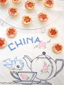 Baking Day: Ruby Tea Cookies