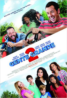Download - Gente Grande 2 – TS x264 Legendado ( 2013 )