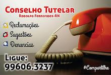 Conselho Tutelar de Rodolfo Fernandes/RN - Aqui Clique na Foto para abri a pagina