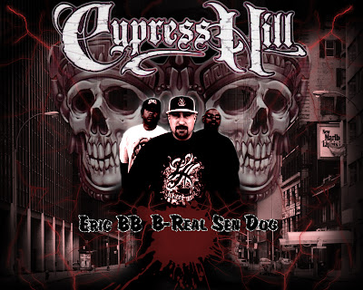 picture of all rappers - cypress hill