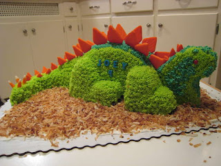 Dinosaur Birthday Cake Images