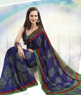 Saree Design For This Year Eid+(14) Eid Collection Saree Design