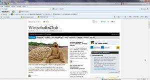 News: WirtschaftsClub