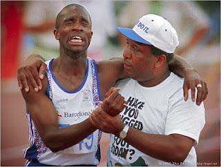 Kisah Atlet Inspiratif dan Ayahnya
