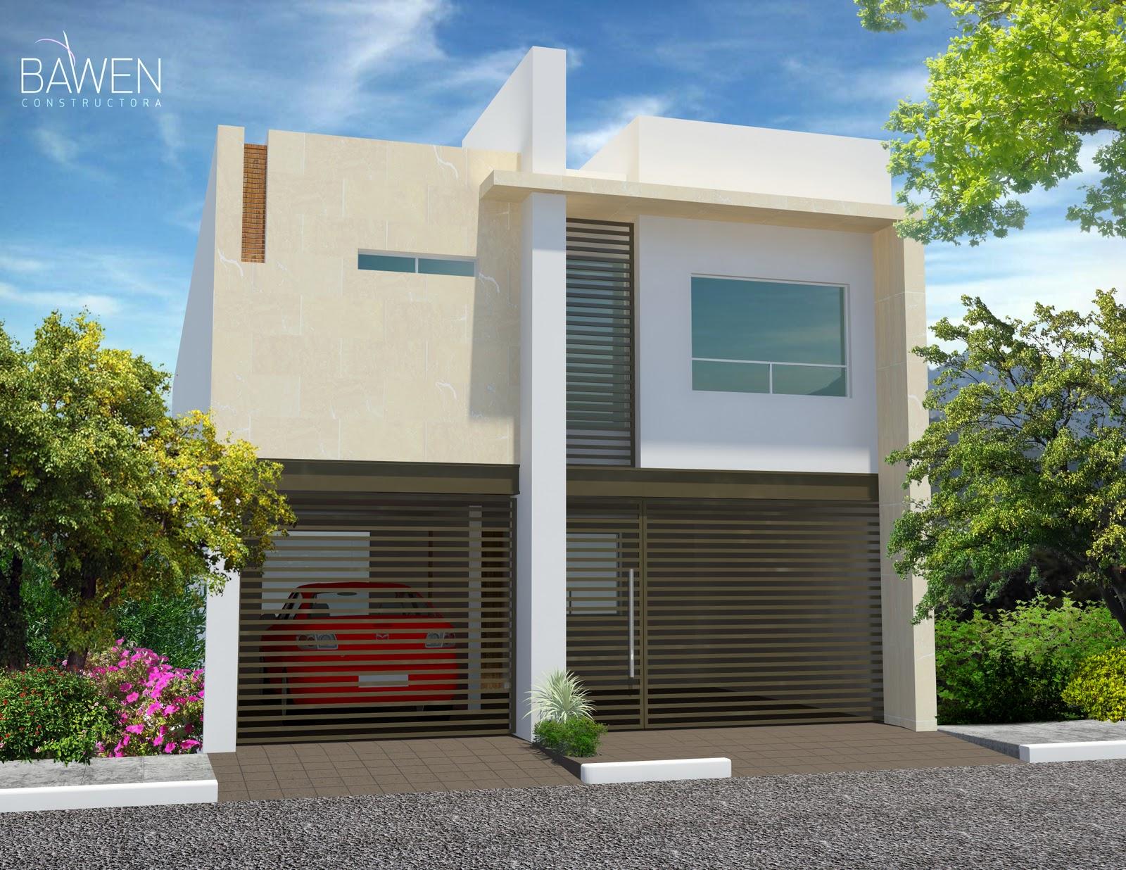 D3d septiembre 2011 for Casas modernas renders